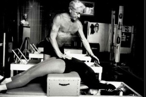 joseph-pilates- reformer-instruction